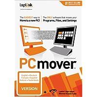 Laplink PCmover Professional 11 mit High-Speed Kabel (1 Nutzung) - Der einfachste Weg, auf einen neuen PC umzuziehen!