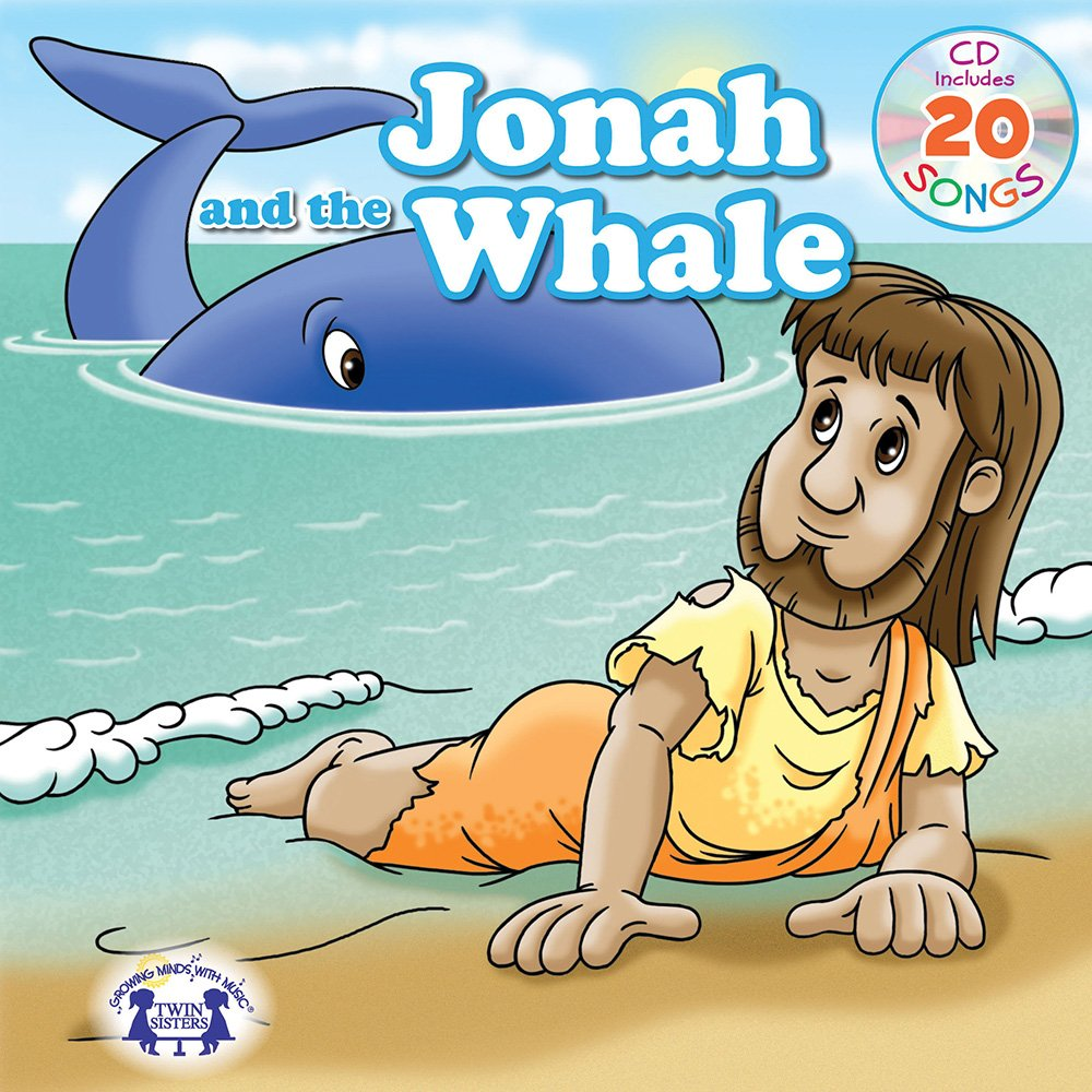 Jonah and the Whale Padded Board Book & CD (Let's Share a Story) pdf