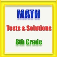 8th Grade Math (for Kindle, Tablet & Phone)