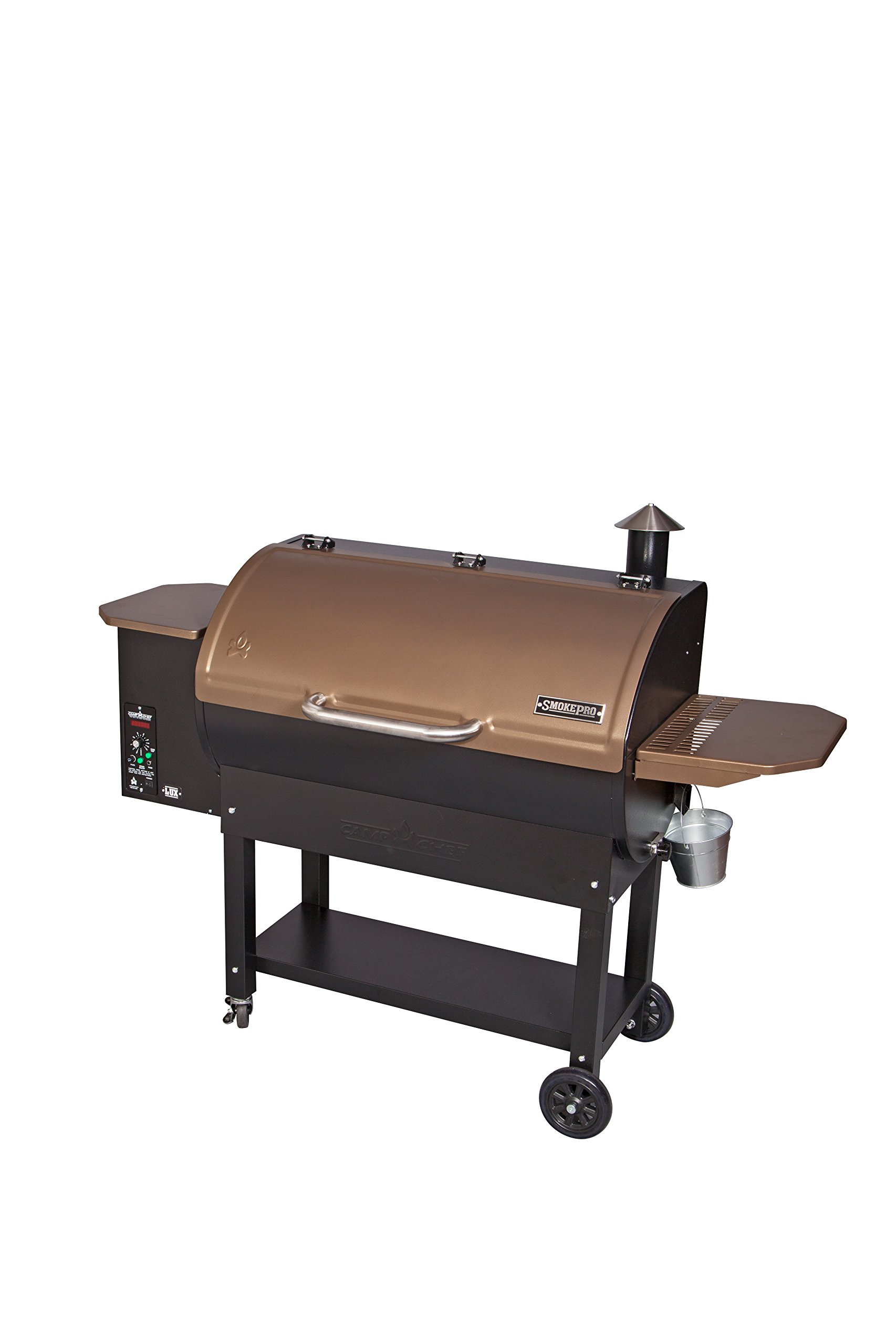 Camp Chef SmokePro LUX Wood Pellet Grill Smoker, Bronze (PG36LUXB) by Camp Chef (Image #3)
