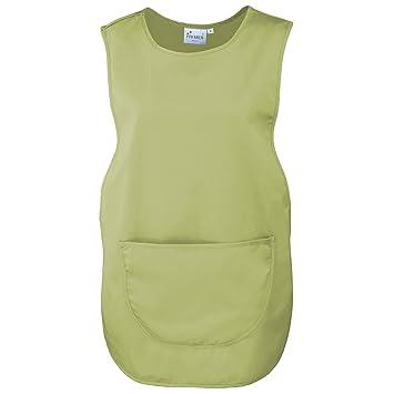 Workwear XL Red Premier Ladies//Womens Pocket Tabard