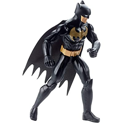 DC Comics Justice League Action Stealth Shot Batman Figure: Toys & Games