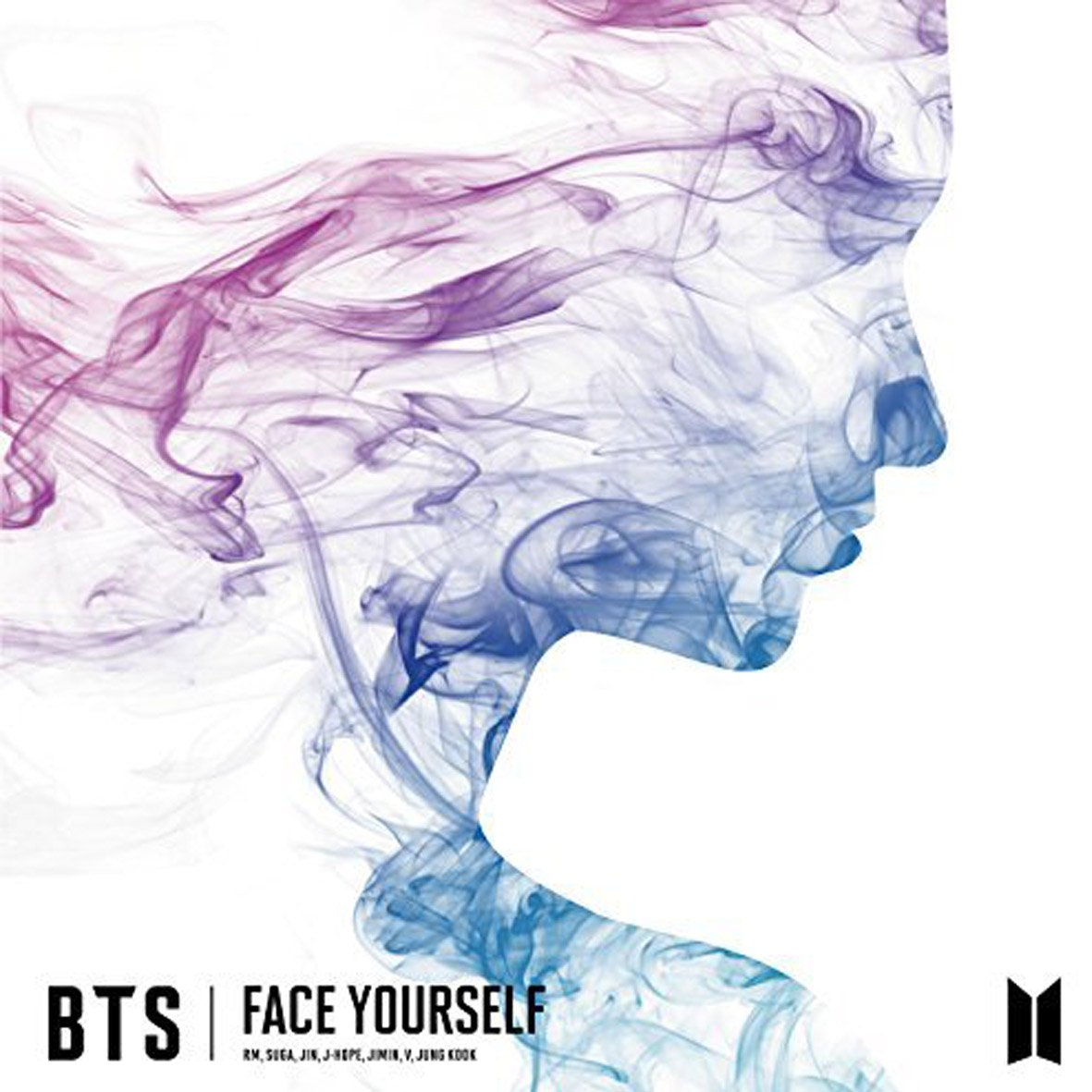 CD : BTS - Face Yourself (CD)