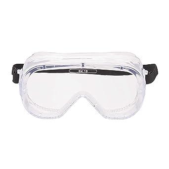 3M xA004838018 Gafas de Seguridad para Protección contra Salpicaduras 4800 C1