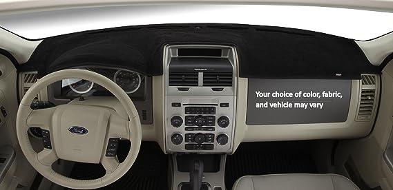 DashMat Original Dashboard Cover Pontiac Executive Premium Carpet, Mocha 0720-00-39