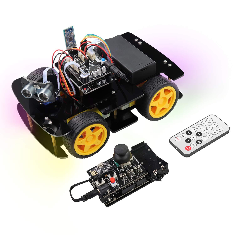 Robot Educativo para armar y programar en Arduino Freenove b