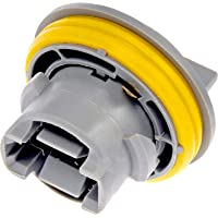 Funien 1 Adet Kuyruk Lambası Ampul Plastik Soket Tutucu Arka Sol/Sağ Dönüş Sinyali Fren/Chrysler Plymouth Dodge için…