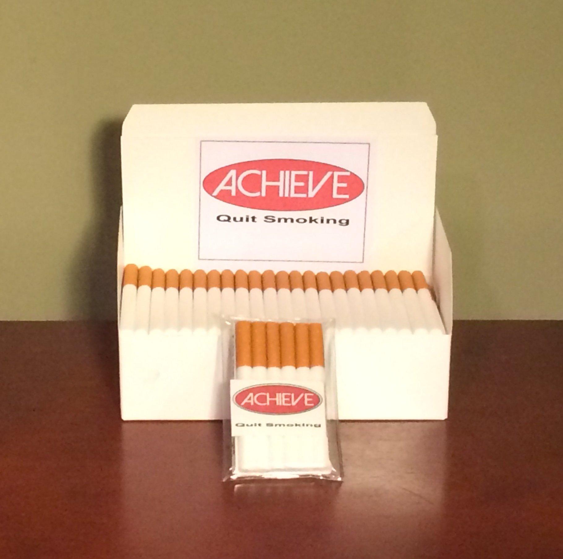 Achieve Quit Smoking Fake Cigarettes | Smoking Cessation Cigarette Substitute