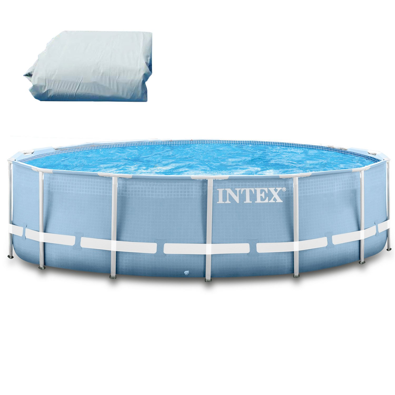 INTEX para Pool 457 x 122 cm Swimming Pool Frame sin varillaje ...