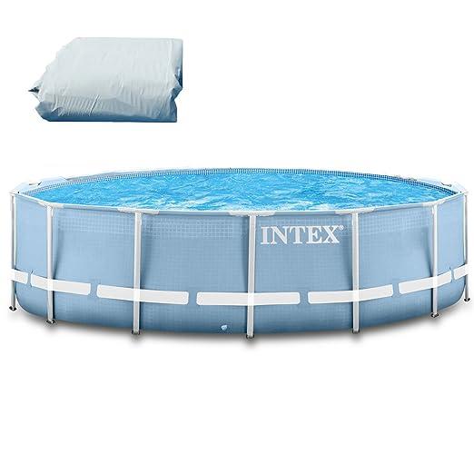 INTEX para Pool 457 x 122 cm Swimming Pool Frame sin varillaje ...