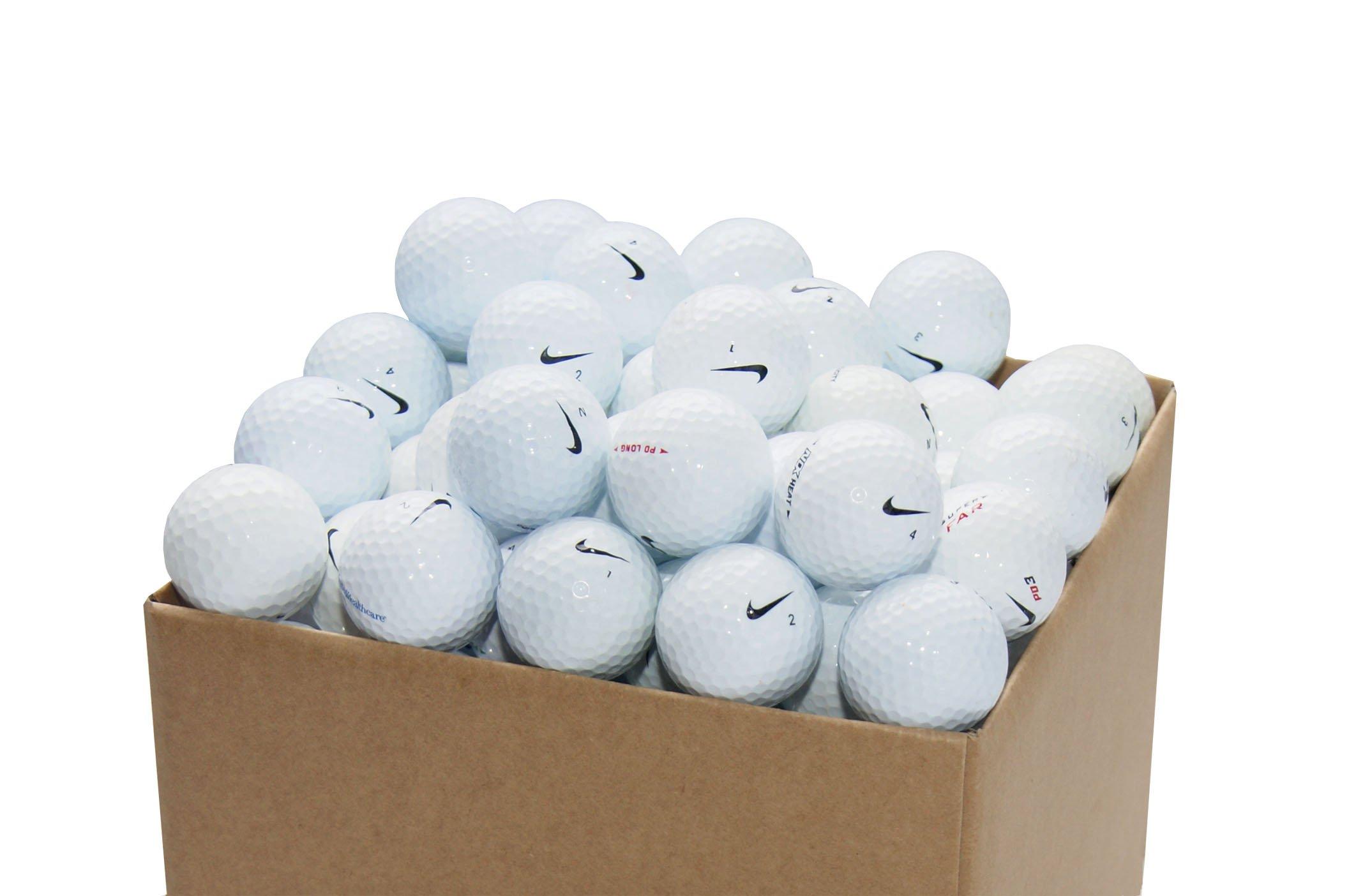 Second Chance Nike 100 Premium Lake Golf Balls Grade A