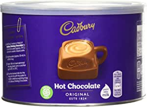 Cadbury Hot Chocolate original drink Large 1kg Tub