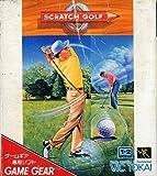 スクラッチゴルフ 【ゲームギア】