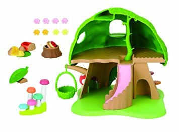 Sylvanian Families Nursery Tree House  sc 1 st  Amazon UK & Sylvanian Families Nursery Tree House: Amazon.co.uk: Toys u0026 Games