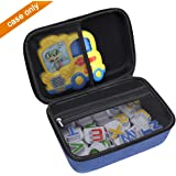 Aproca Hard Storage Carrying Case Compatible with Leapfrog Fridge Phonics Magnetic Letter Set