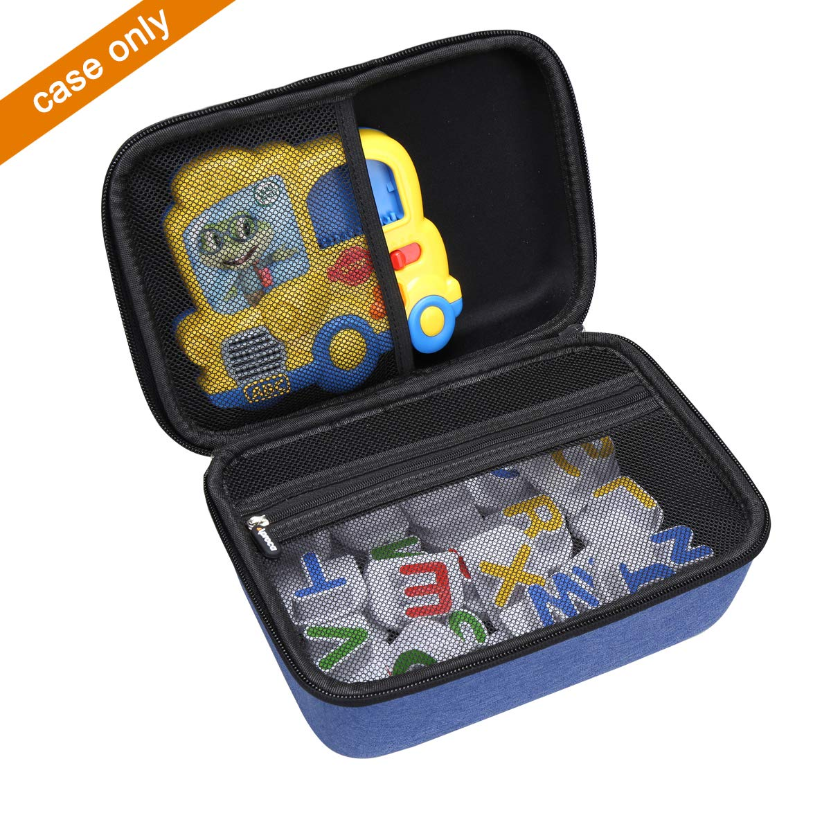 Aproca Hard Storage Carrying Case for Leapfrog Fridge Phonics Magnetic Letter Set