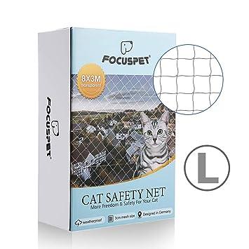 Focuspet Filet De Protection Pour Chat Filet De Protection