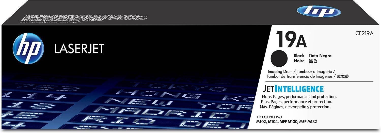 HP 19A | CF219A | Toner Cartridge | Black Drum