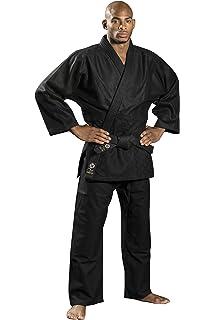 Tiger Claw Black Judo//Jujitsu uniform Cahill series