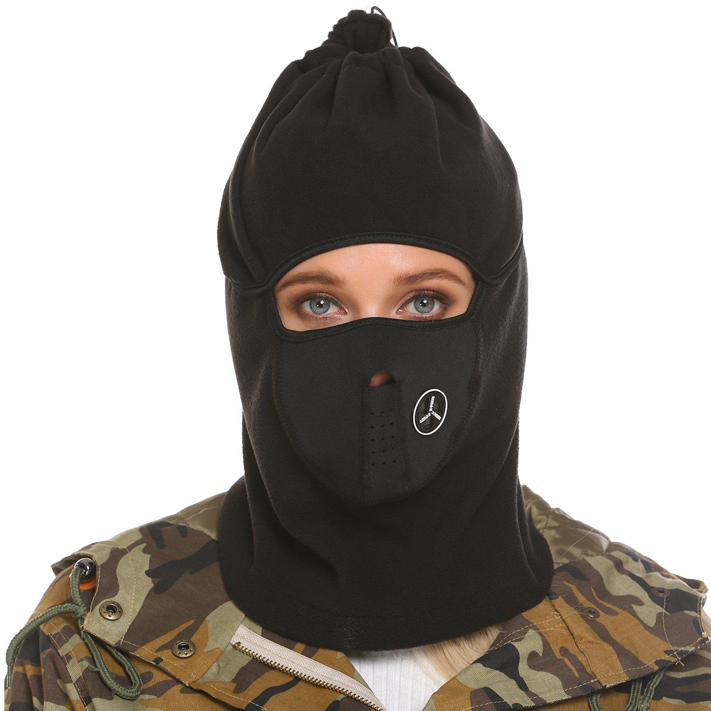 Speedrid Cycling Ski Face Mask/Neck Head Warmer Balaclava Driving Dustproof Full Mask For Outdoor Sports