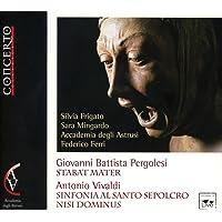 Sinfonia Al Santo Sepolcro & Nisi Dominus