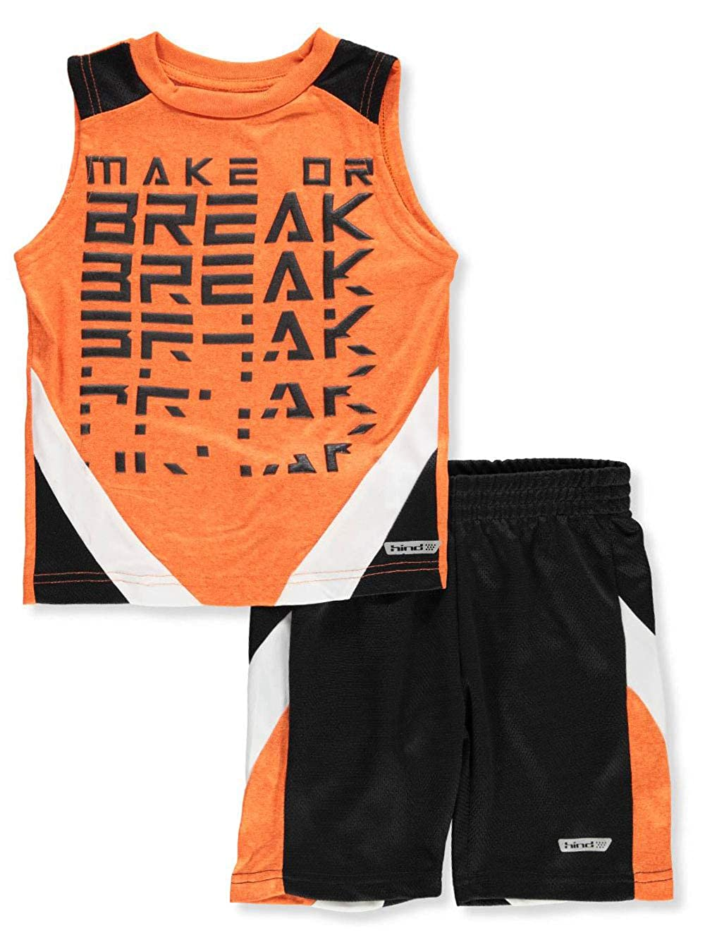 Hind Boys 2-Piece Shorts Set Outfit