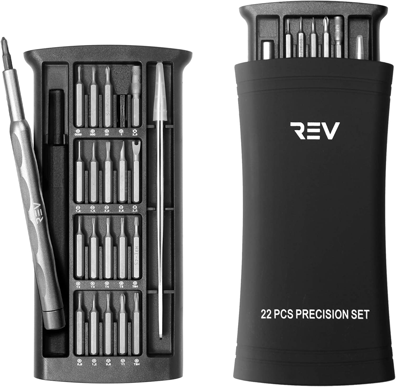 VViViD REV Multipurpose Precision Screwdriver Repair Kit (22 Piece Precision Kit) - -