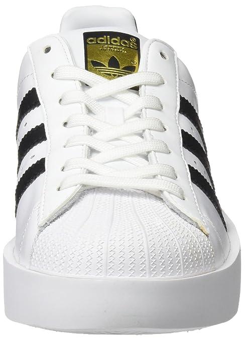 adidas Damen Superstar Bold Platform Sneaker
