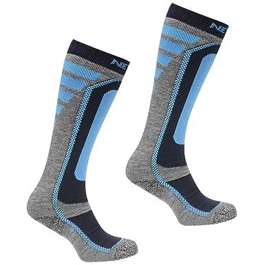 Nevica Womens Meribel 2 Pack Ski Socks