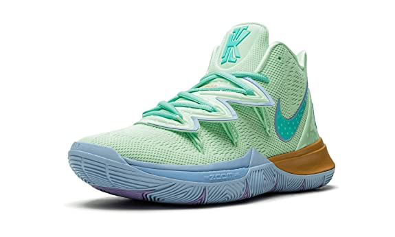 Amazon.com | Nike Kyrie 5 (Frosted Spruce/Aluminum 14 ...