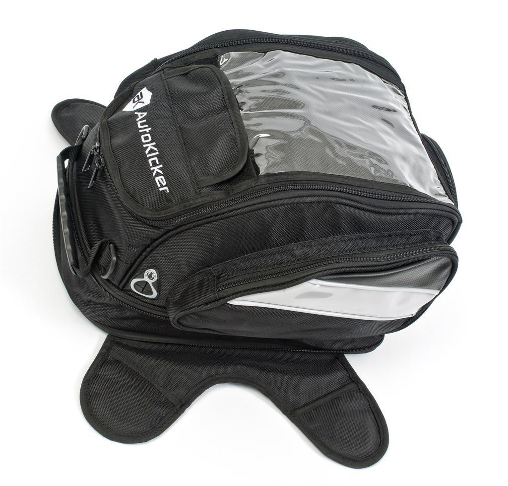 Autokicker® Tour Series Tank Bag luggage - Ruck sack & carry handle Design For Motorcycles & Motorbikes Autokicker® AKTB1