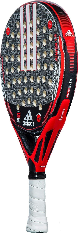 Amazon.com: adidas Adipower 1.9 - Raqueta de padel para niño ...