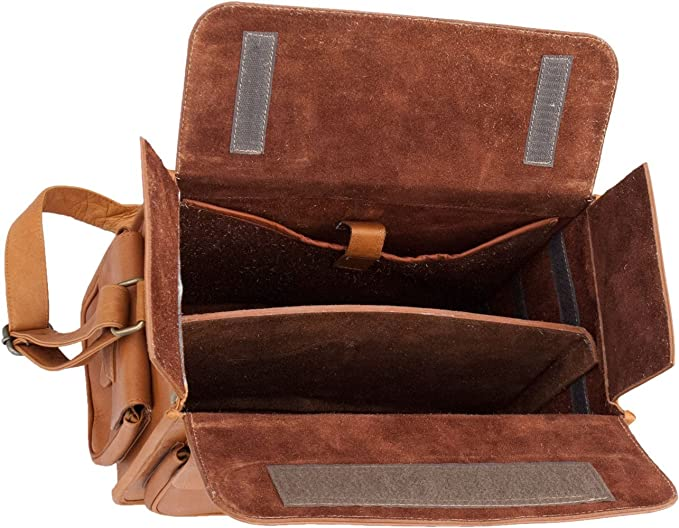 0474688b02a Amazon.com   Wild Hare Shooting Gear Leather Range Bag Dusk   Sports    Outdoors