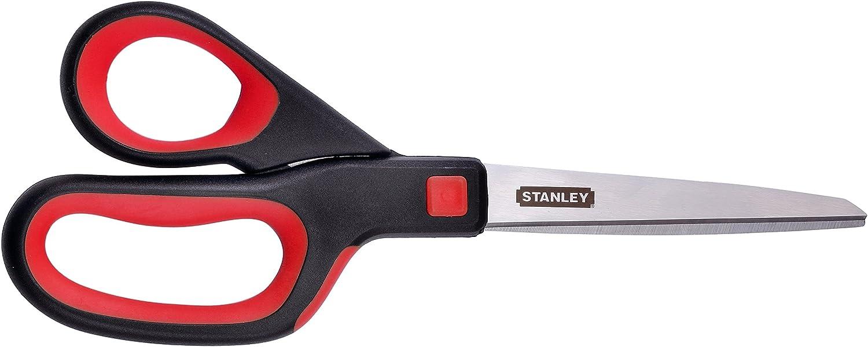 Stanley 8 Inch All-Purpose Ergonomic Scissor