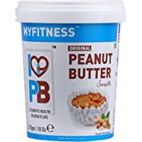 MYFITNESS Peanut Butter Smooth 510g