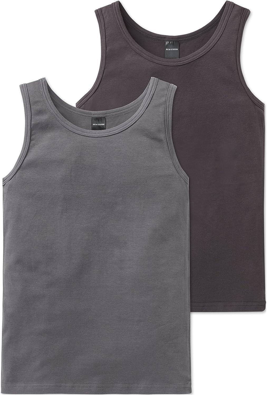 Schiesser Jungen Unterhemd 2er Pack