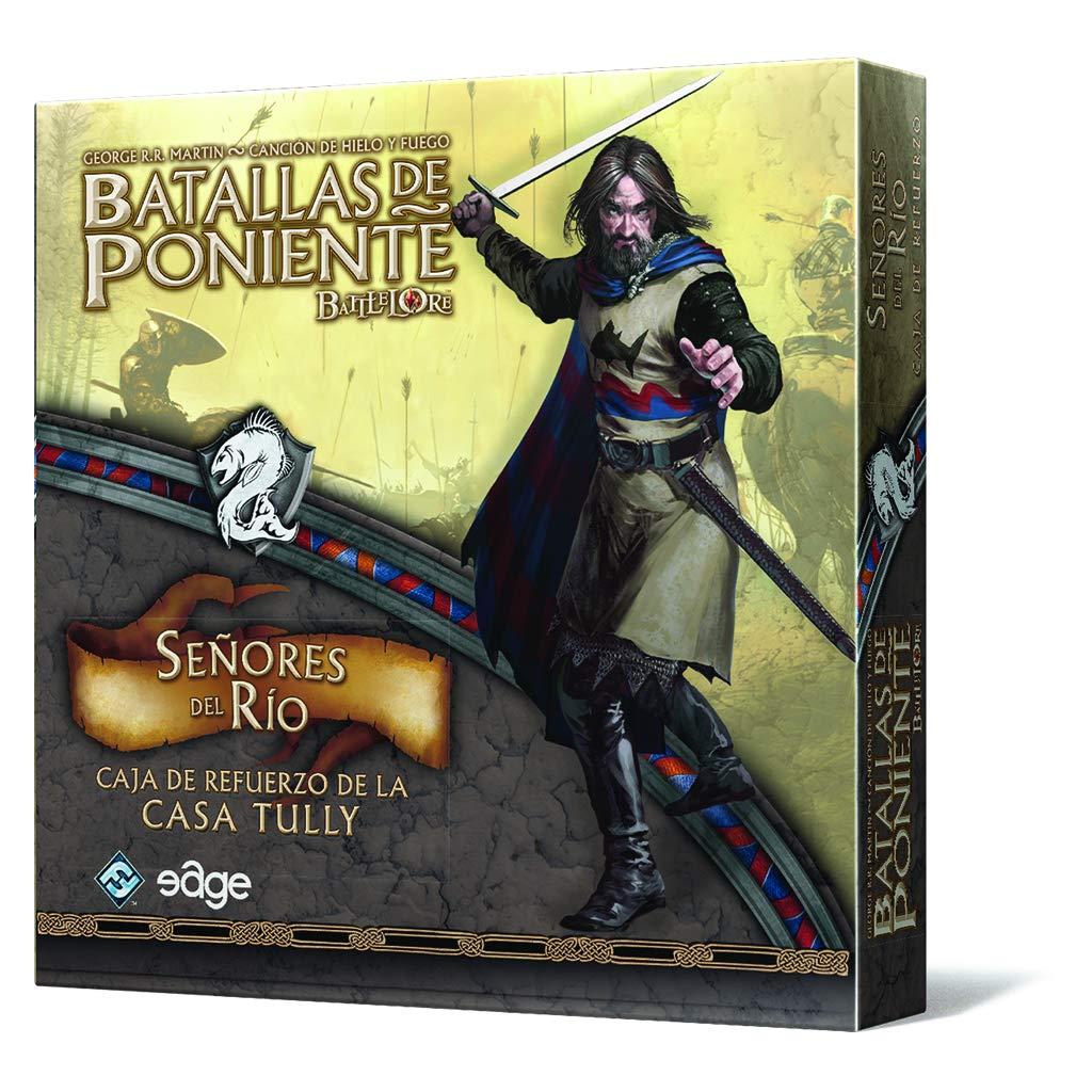 Fantasy Flight Games- Batallas de Poniente: Señores del Río ...