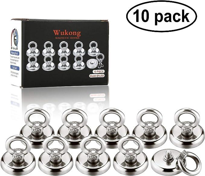 Super Stark Kräftig Neodym Vier… Wukong 4 Stück starker magnet Neodym Magnete