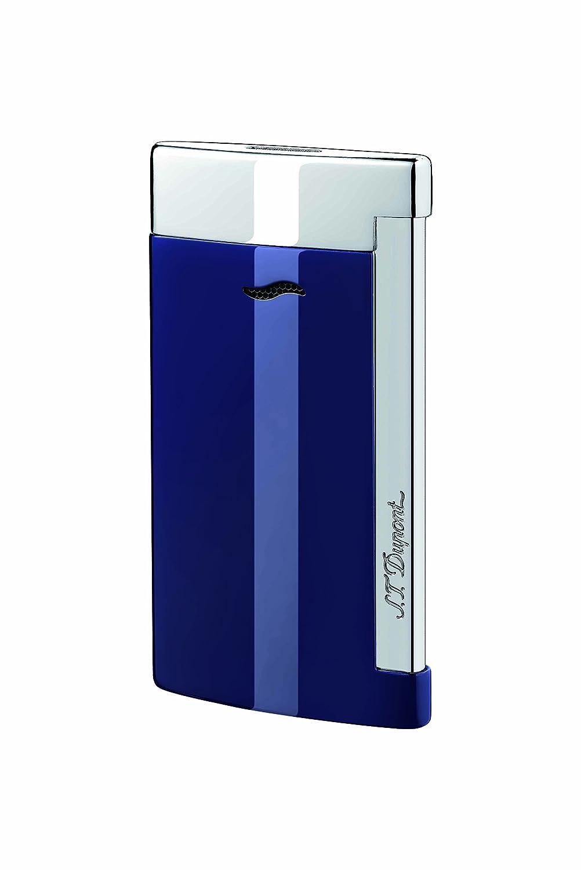 S.T.DUPONT(エステーデュポン) スリム7 ライター B01D48GCHO ブルー ブルー