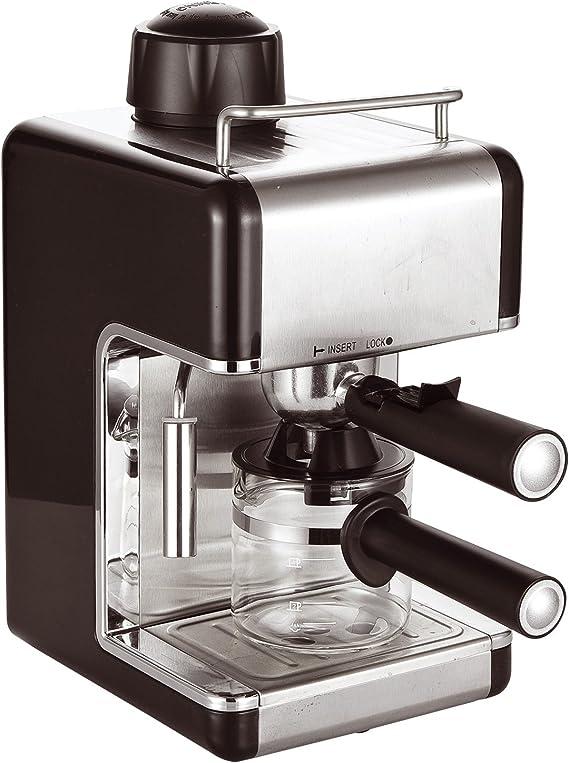 Cafetera de Espresso o Capuchino, Eléctrica y Profesional, Para El ...