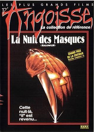 nouveau style de outlet faire les courses pour Halloween - La nuit des Masques - Collection Angoisse ...