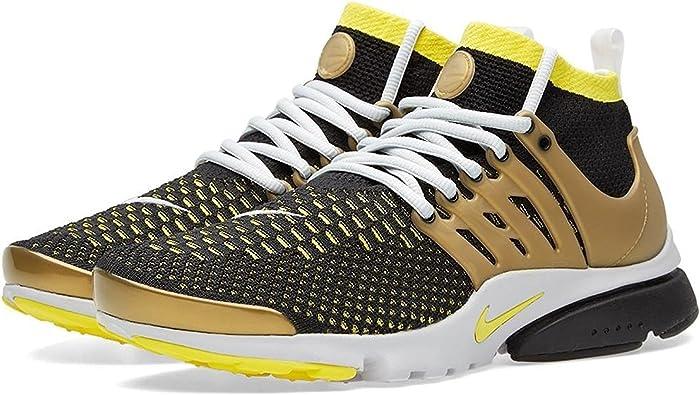 Nike Mens Air Presto Flyknit Ultra Running Shoe, Verde Militar, 41 D(M) EU/7 D(M) UK: Amazon.es: Zapatos y complementos