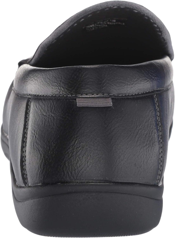 Nunn Bush Men/'s Brentwood Moccasin Venetian Loafer Slip-on Sandal Comfort Casual
