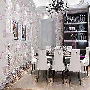 Romantisch Und Warm 3d Tapete Rustikal Vliestapete Schlafzimmer