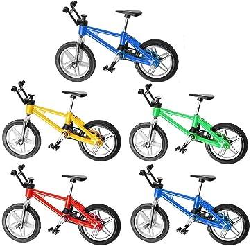 BESLIME - Bicicletas BMX de Dedo, Mini Bicicleta de aleación de ...