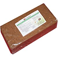 Cocogarden Cocopeat Brick - Expands To 3.5 Kg Powder