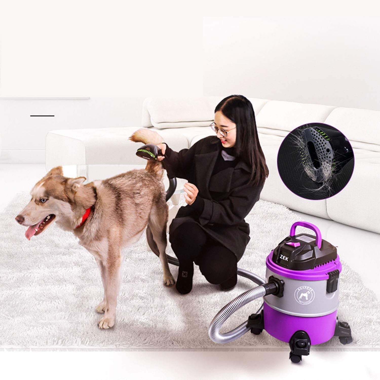 Aspirador De Pelo para Mascotas, Aspirador para El Cuidado De ...
