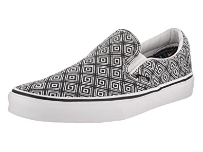 Unisex Classic Slip-on (TM Geo) Skate Shoe