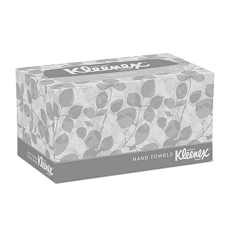 Kleenex 01701 ct toallas de mano, Pop-up caja, gamuza, 9 x