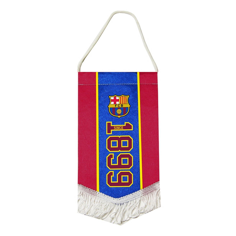 Bander/ín con escudo y a/ño de fundaci/ón FC Barcelona Official